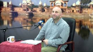 Сатья дас - «Как найти своё предназначение» 13.12.2013 (Москва, «Клуб Баланс»)