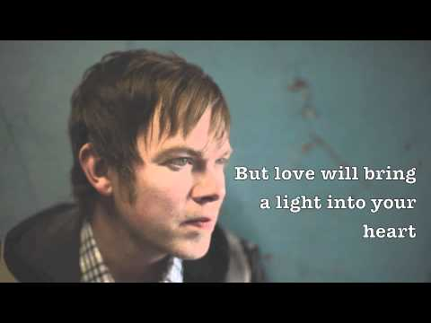 Fear Is Easy, Love Is Hard - Official Lyric Video - Jason Gray
