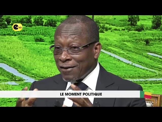 INÉDIT / MOMENT POLITIQUE: ENTRETIEN EXCLUSIF AVEC LE Président Patrice TALON