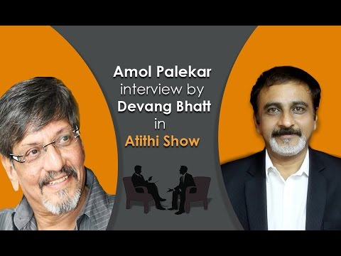 Bollywood Best Movie Actor Amol Palekar Interview with Devang Bhatt