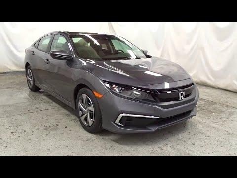 2019 Honda Civic Sedan Hudson West New York Jersey City Tenafly Paramus Nj Hhkh509398