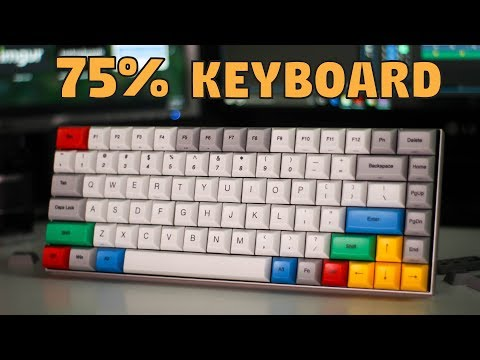 Vortex Race 3  / 3ACE 75% Mechanical Keyboard - Unboxing & Review