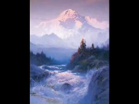 Anchorage Museum: Art of the North -- landscapes