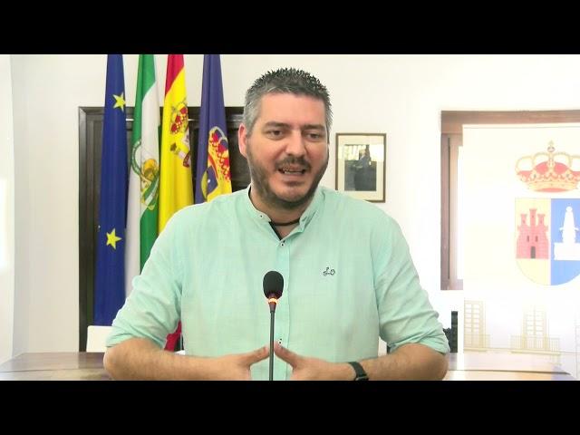 Pleno Extraordinario 21julio2021. Valoración Francisco J. Martínez - Alcalde de Fuentes de And