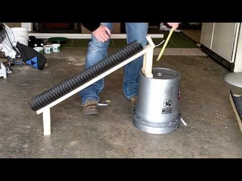 Goldtherapy Prospector Diy Cleanup Sluice Youtube