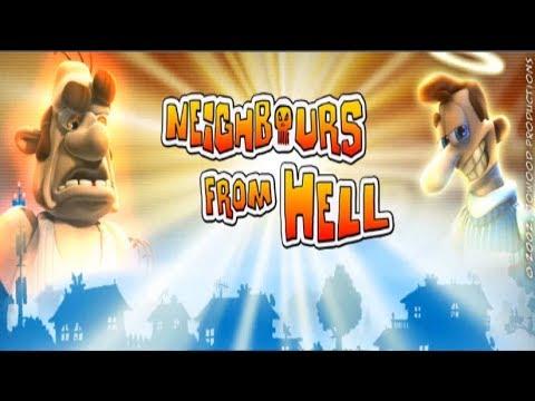 Neighbours from hell: Chơi từ đầu cho đến cuối (NFH Full Gameplay) - Thành Gaming