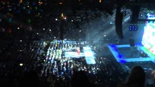 Miley Cyrus Bangerz World Tour live at the Verizon Center in DC Part Three