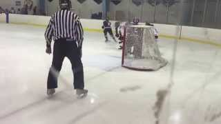 Albie Goal