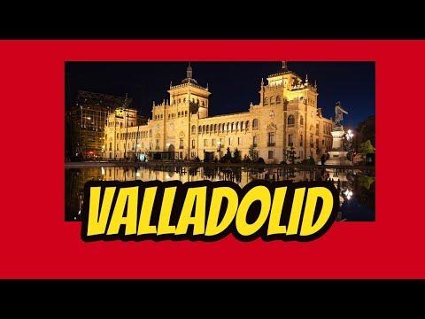 ▶️ Valladolid. Ciudad en Castilla y Leon. España. Spain