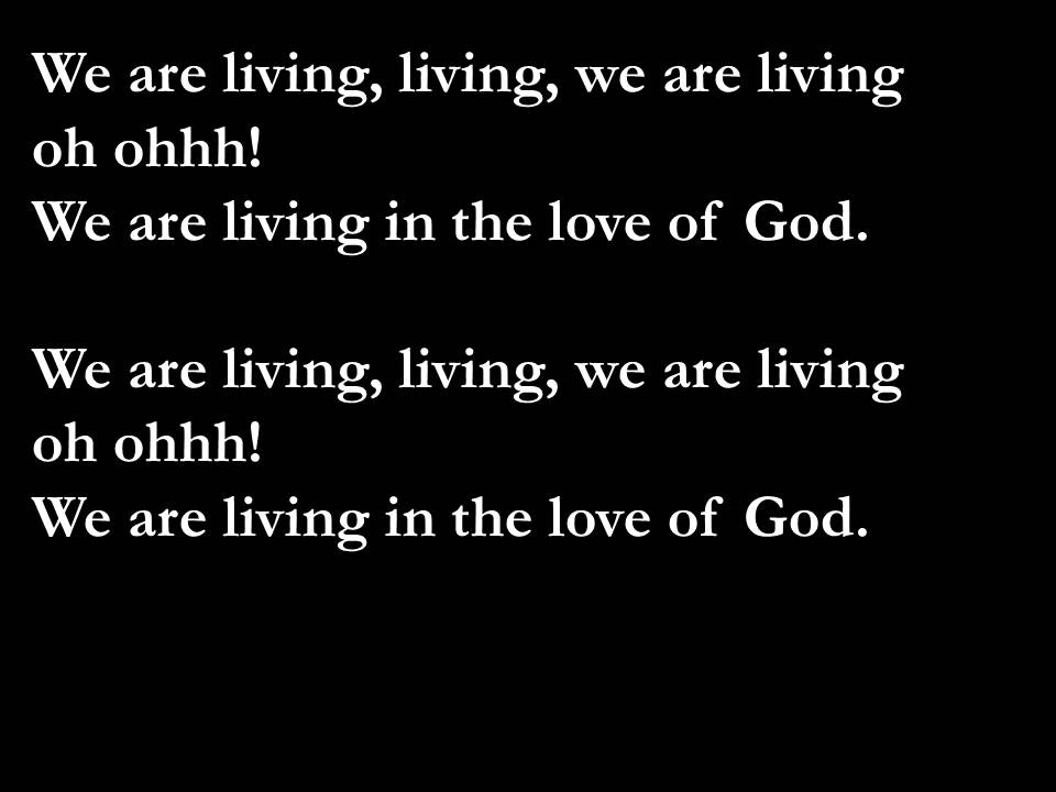 Lyric lord of the dance hymn lyrics : We are marching in the light of God WMV - YouTube