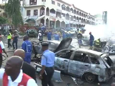 Bomb Explosion  Kills Scores Of People At Emab Shopping Mall Abuja Nigeria