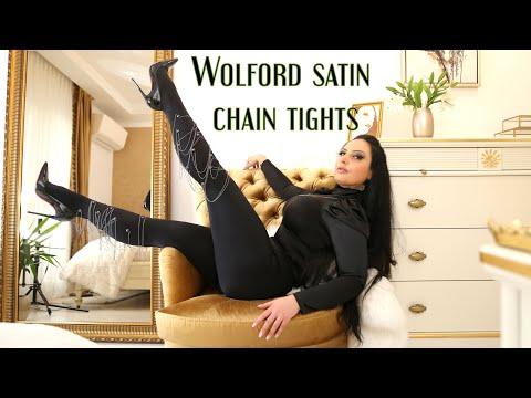 Wolford Satin Chain