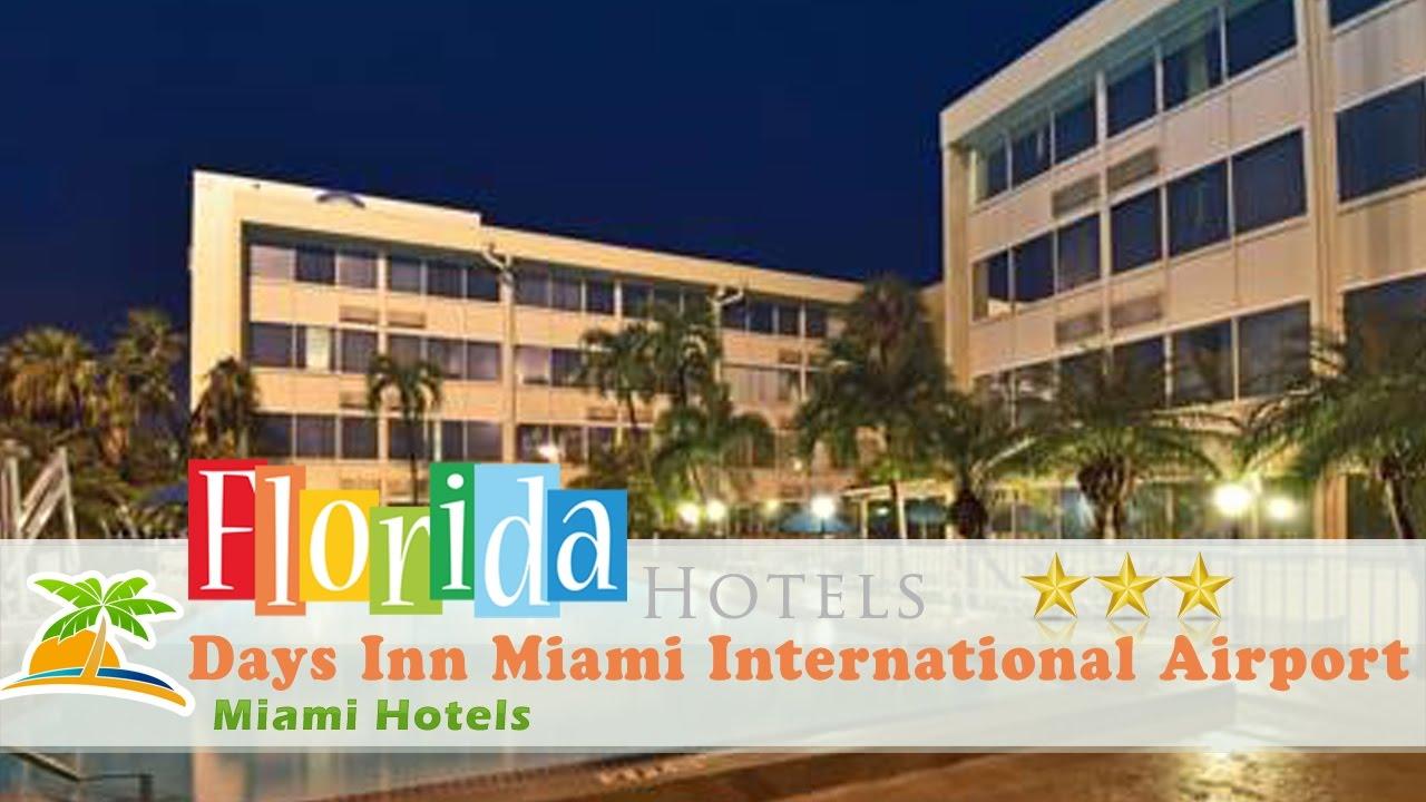Days Inn Miami International Airport Hotels Florida
