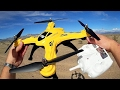 GoolRC T8C Large Camera Drone Flight Test Review