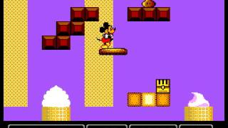 Castle of Illusion Longplay (Game Gear) [60 FPS]