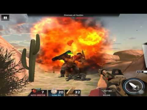 Kill Shot Bravo Region 20 Primary Mission 10 - Eliminate all hostiles