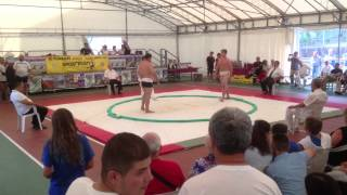 Barcis 2015 Sumo Day