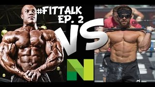 ep 2 bodybuilding vs crossfit