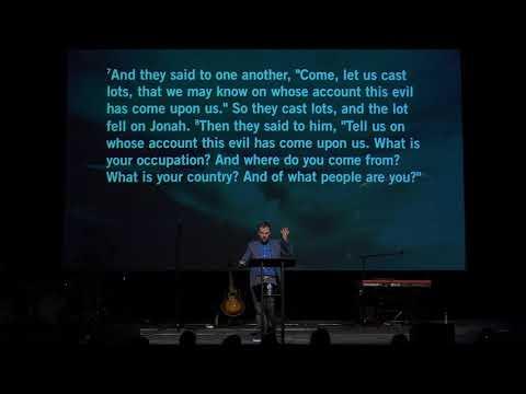 Jonah: When God Lets You Sink