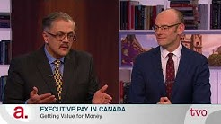 Executive Pay in Canada