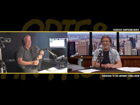 Opie Show - Opie & Anthony talk for first time in 2yrs call #1 - @OpieRadio @AnthonyCumia