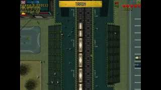 GTA2 PC - Level 2, Train 2 & 3