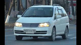 авто блог: Nissan Liberty в Приморском крае