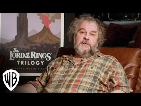 Middle Earth | Behind The Scenes With Peter Jackson | Warner Bros. Entertainment