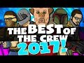 The Crew's BEST OF 2017! - Funny Moments Gaming Montage!