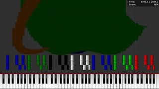 Dark midi - xylophone iphone ringtone ...