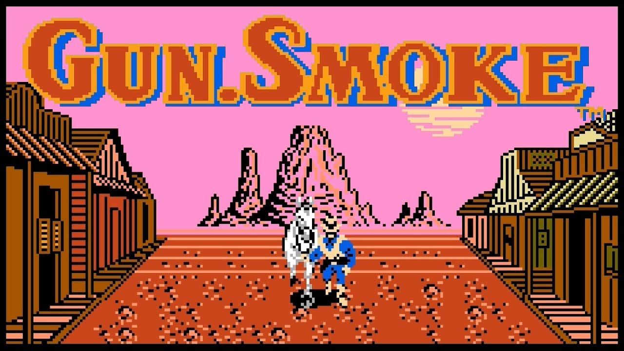 Gunsmoke game