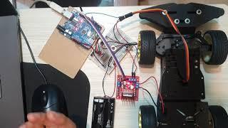 모터드라이버를 이용한 DC모터 아두이노 L298N