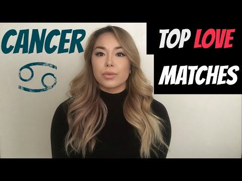 CANCER ♋️  TOP 3 LOVE MATCHES ❤️