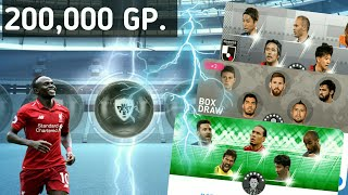 PES2019 MOBILE // 200,000 GP. PACK OPENING 😘😘
