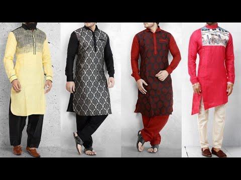 Top Beautiful Kurta Pajama Design for men's 2k19 | Indian Pakistani Kurta Pajama Design for men's