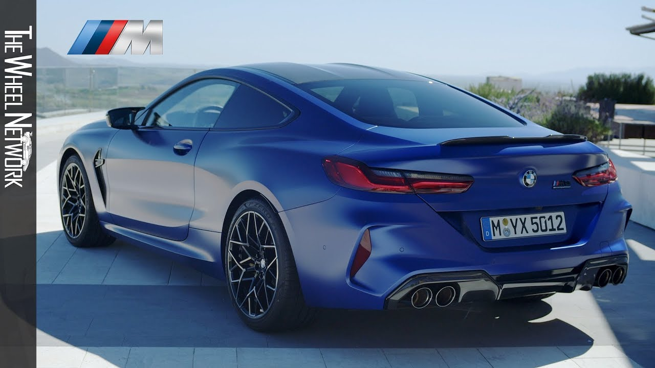 2020 Bmw M8 Competition Coupe Exterior Interior Youtube