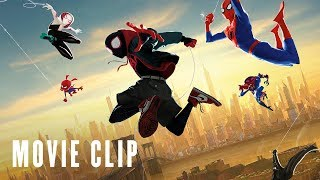 SPIDER-MAN: INTO THE SPIDER-VERSE - Gotta Go clip - At Cinemas Now