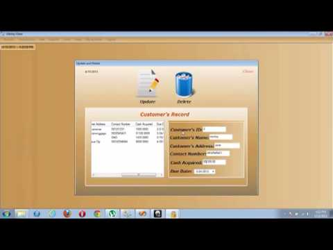 customers payment tracking system youtube