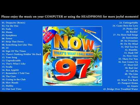 Various Artists  - NOW That's What I Call Music 97 Album Review   2017