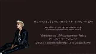 BTS (Bangtan Boys) [방탄소년단] Danger Color Coded Lyrics HAN/ENG/ROM 가사