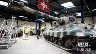 Sound Recording : Tiger II   Дневники саунд-дизайнера. Tiger II