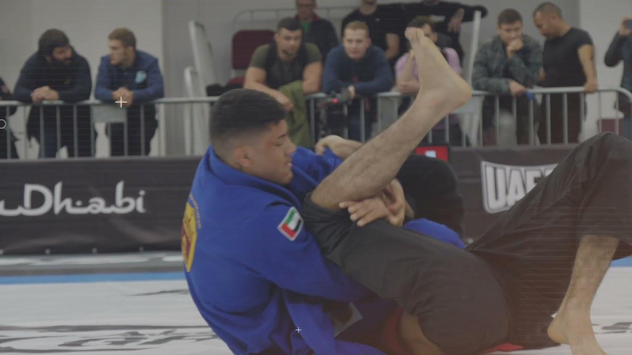2021/2022 ADGS Moscow - Black Belt Finals