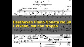 Beethoven Piano Sonata No.30 l…