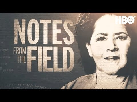 Anna Deavere Smith Interview - Notes From The Field (HBO)