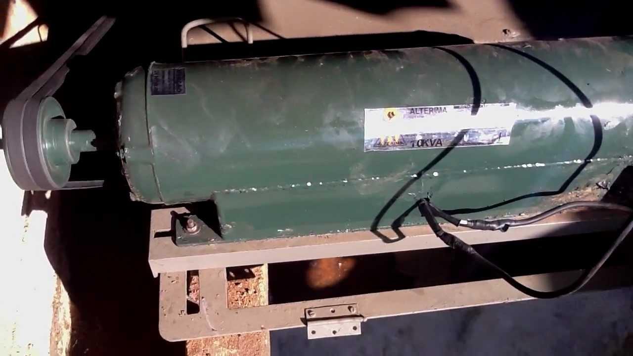 f461120a779 Micro usina mini usina energia limpa renovavel Alterima roda d agua -  YouTube