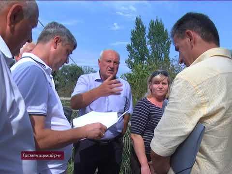 У Тиcмениці на півдорозі зупинився ремонт моста