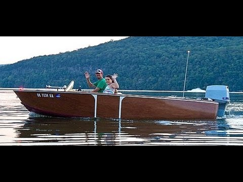 Malahini Runabout Boat Plans Interview - YouTube