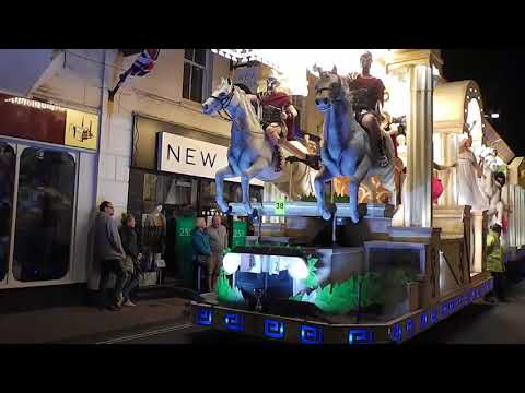 Sidmouth Carnival 2017
