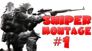 WARFACE SNIPER MONTAGE #1 (PC Gameplay-Commentary)