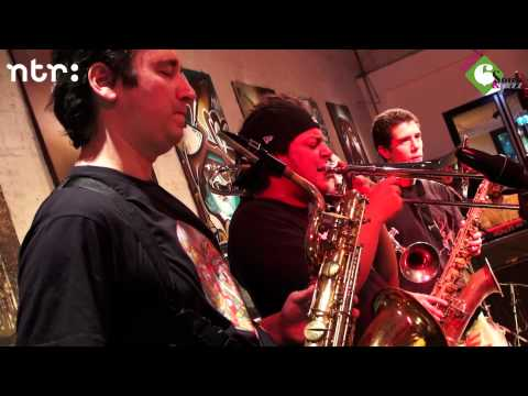 Bixiga 70 - Brazilian Afrobeat - live in Amsterdam (2012) - Radio 6